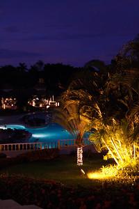 Occidental Grand Papagayo at Night