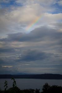 Rainbow over Bahia Culebra