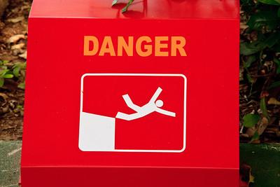 Danger: Cliff Divers