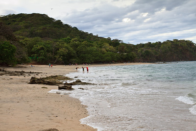 The Beach at the Occidental Grand Papagayo