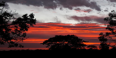 costa rica, nature, travel, wildlife, holiday, sunset,  landscape, landscapes, liberia