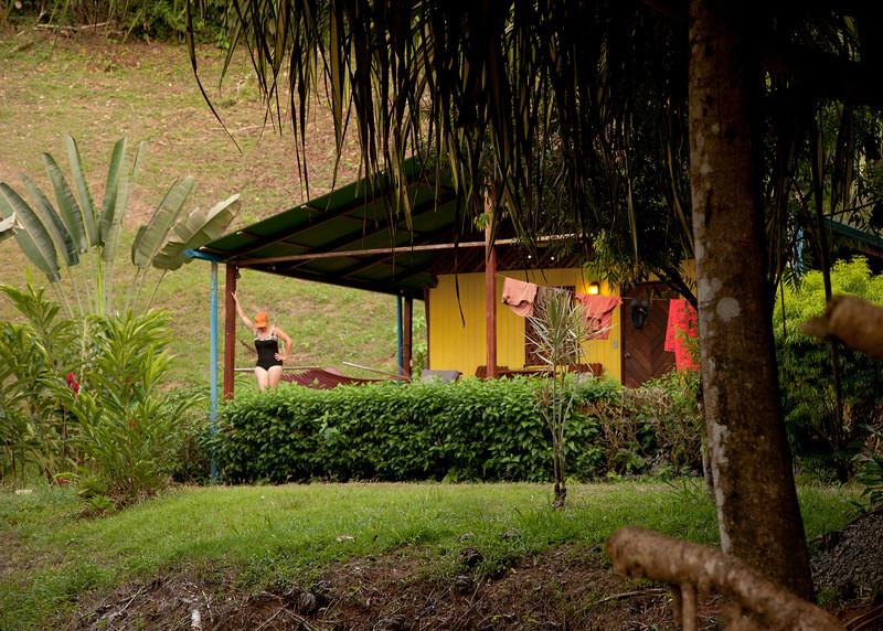 Costa Rica 2013: Uvita - 319 Hotel Ballena Adventure Cabins