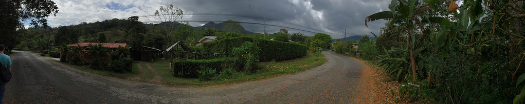 Bario Quebradas Panorama