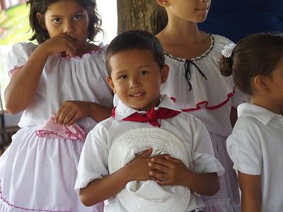 Children at the San Francisco school