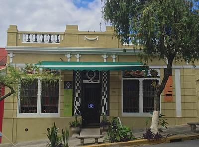 Café Del Espejo