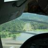 Flying to Drake Bay