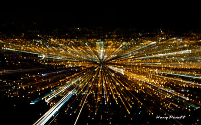 zooming the city lights