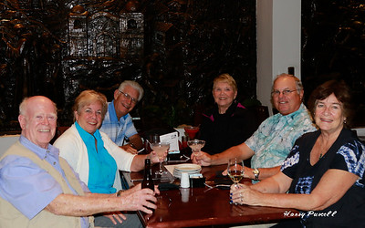 Harry, Carol, Jerry, Linda, Jim & Judi