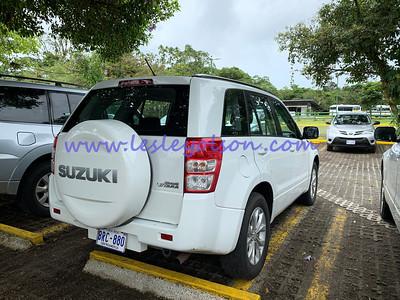Trusty Suzuki