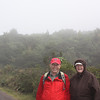 Chet and Susan on path to Poas volcano