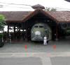 Restaurant built around Contra plane