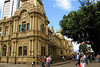 The central post office, a very imposing structure