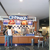 An oasis in the desert.  Okay, so the San Jose International Airport isn't exactly a desert, but who can resist Cinnabon?  Not me!