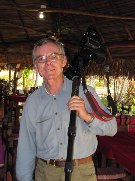 The great Tom Kilroy, my friend and token Nikon photgrapher