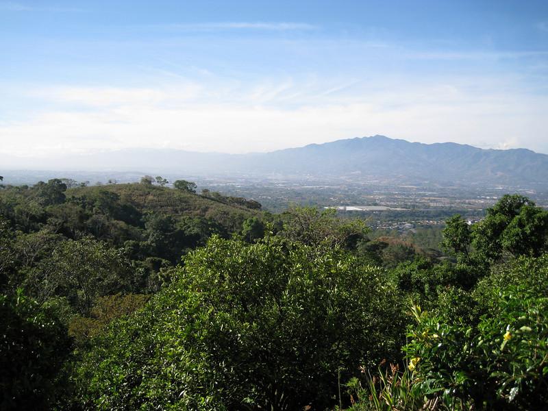 View of San Jose, CR