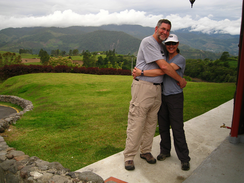 Doug and Kristin, CR