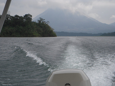 Day 5: Arenal to Monteverde