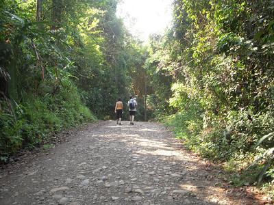 Day 9: A visit to Manuel Antonio Park