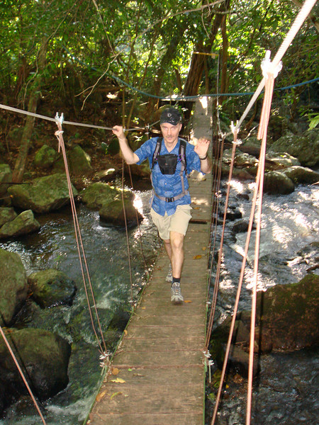 Costa Rica Wilderness Tour 2007