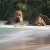 Manuel Antonio Beach (long exposure)