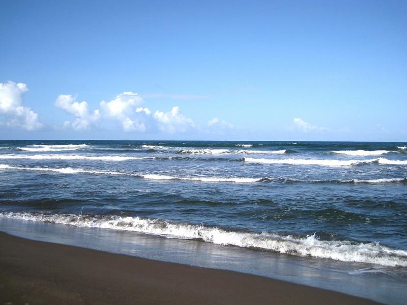 Caribbean coastline Tortuguero, CR