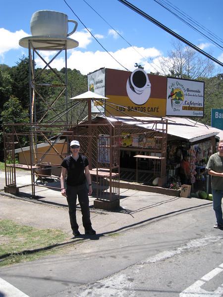 Cafe Quetzal..yum yum!