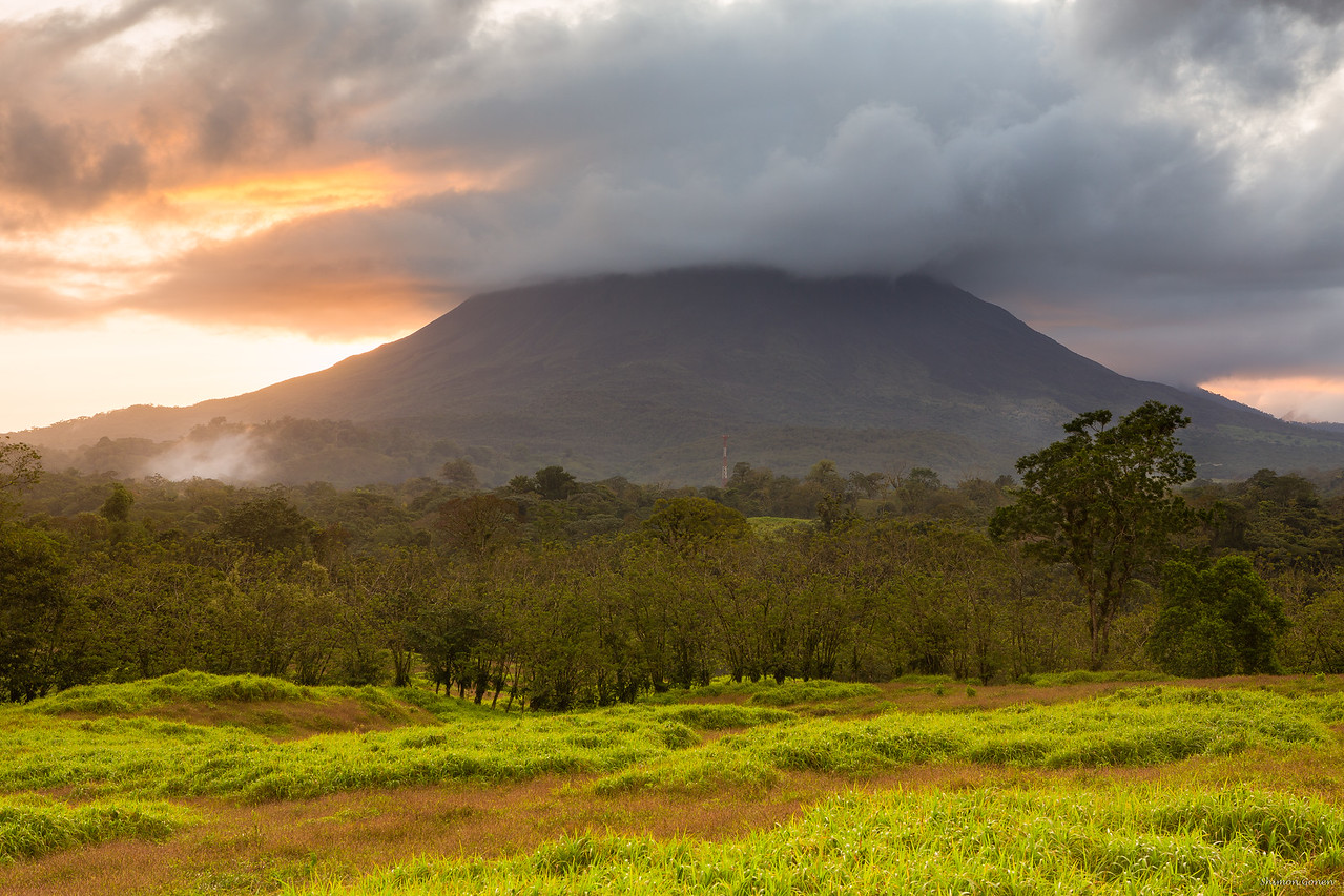 Arenal Sunrise
