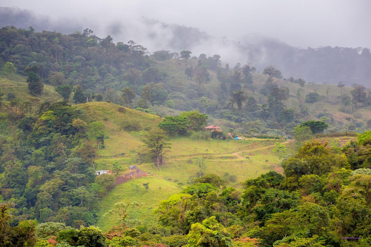 Scene near Arenal - Costa Rica