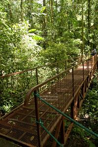 Olingo Bridge - Puente Olingo; Length: 17m, Height: 7.5m La Fortuna, Arenal, Costa Rica