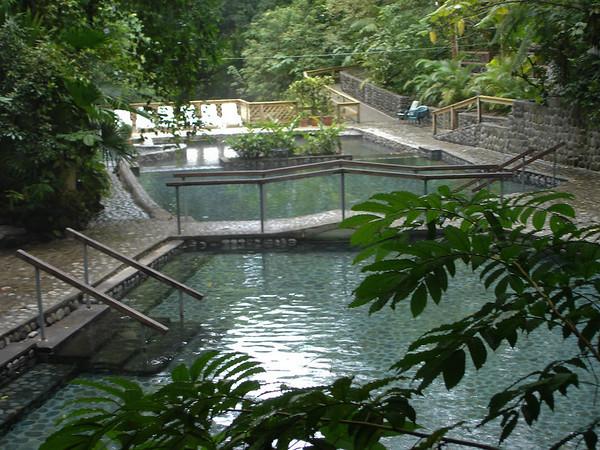 Hidalgo Hot Springs