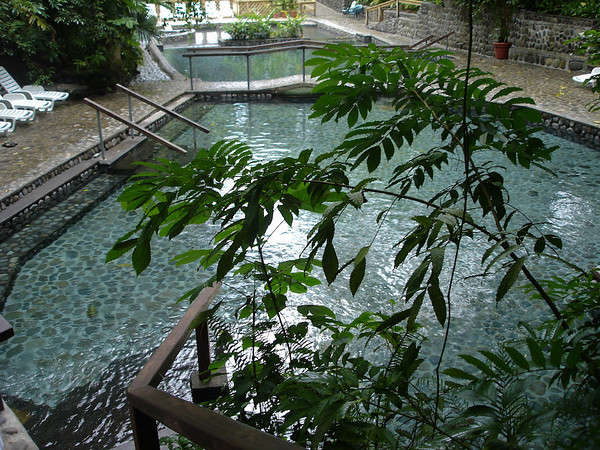 Hidalgo Hot Springs