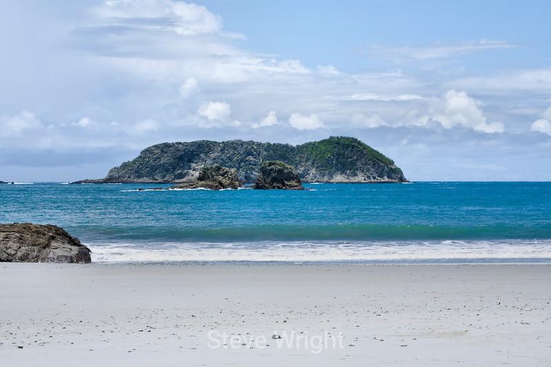 Beach - Manuel Antonio Park - Costa Rica (2) D