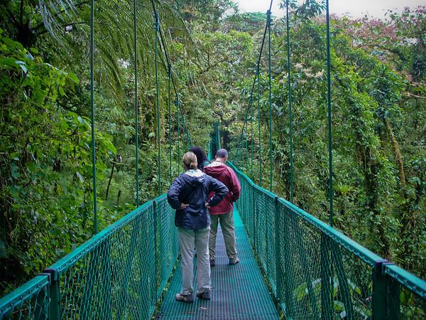 Monteverde Cloud Forest Sky Walk