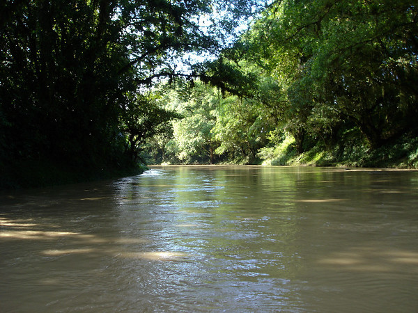 Penas Blancas River float trip