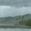 Storm rolling in, Malpaís