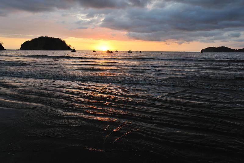 Samara sunset