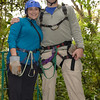 Ziplining at Selvatura adventure park in Monteverde.  One of the highlights of our trip!