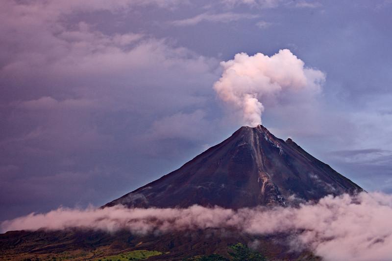 Arenal Volcano No 2, Costa Rica