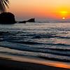 Sunset, Playa Nosara