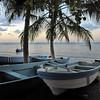 Boats on the beach, Puerto Viejo