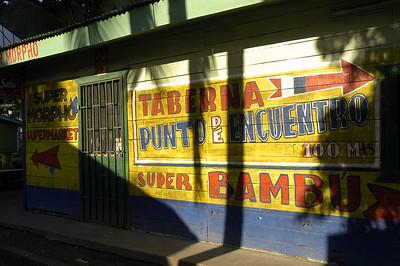 Taberna Punto de Encuentro, Tortuguero
