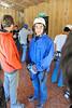 Sylvaine prepares for zipline
