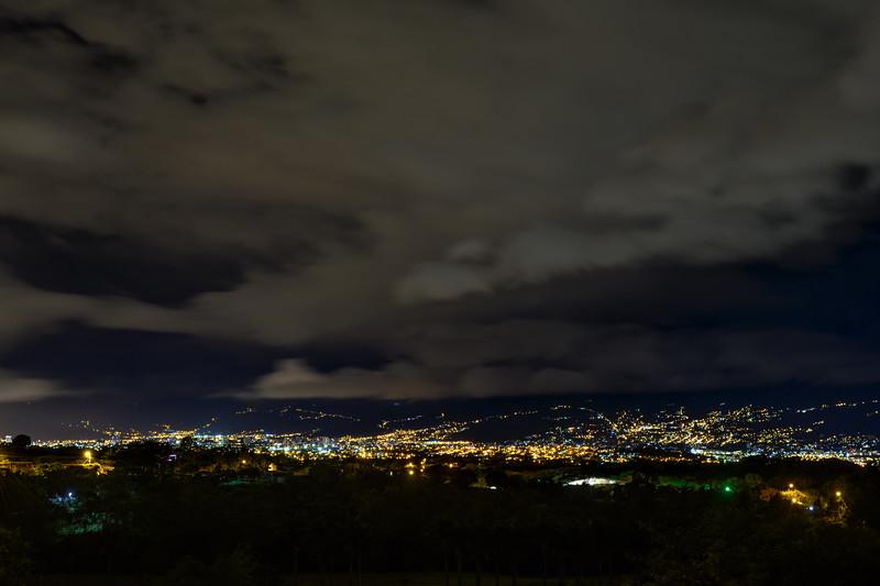 San José at Night