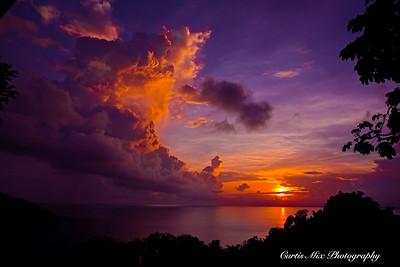 Quepos Sunset