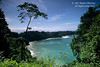 Beach, Pacific Ocean, Manuel Antonio National Park, Costa Rica, Central America