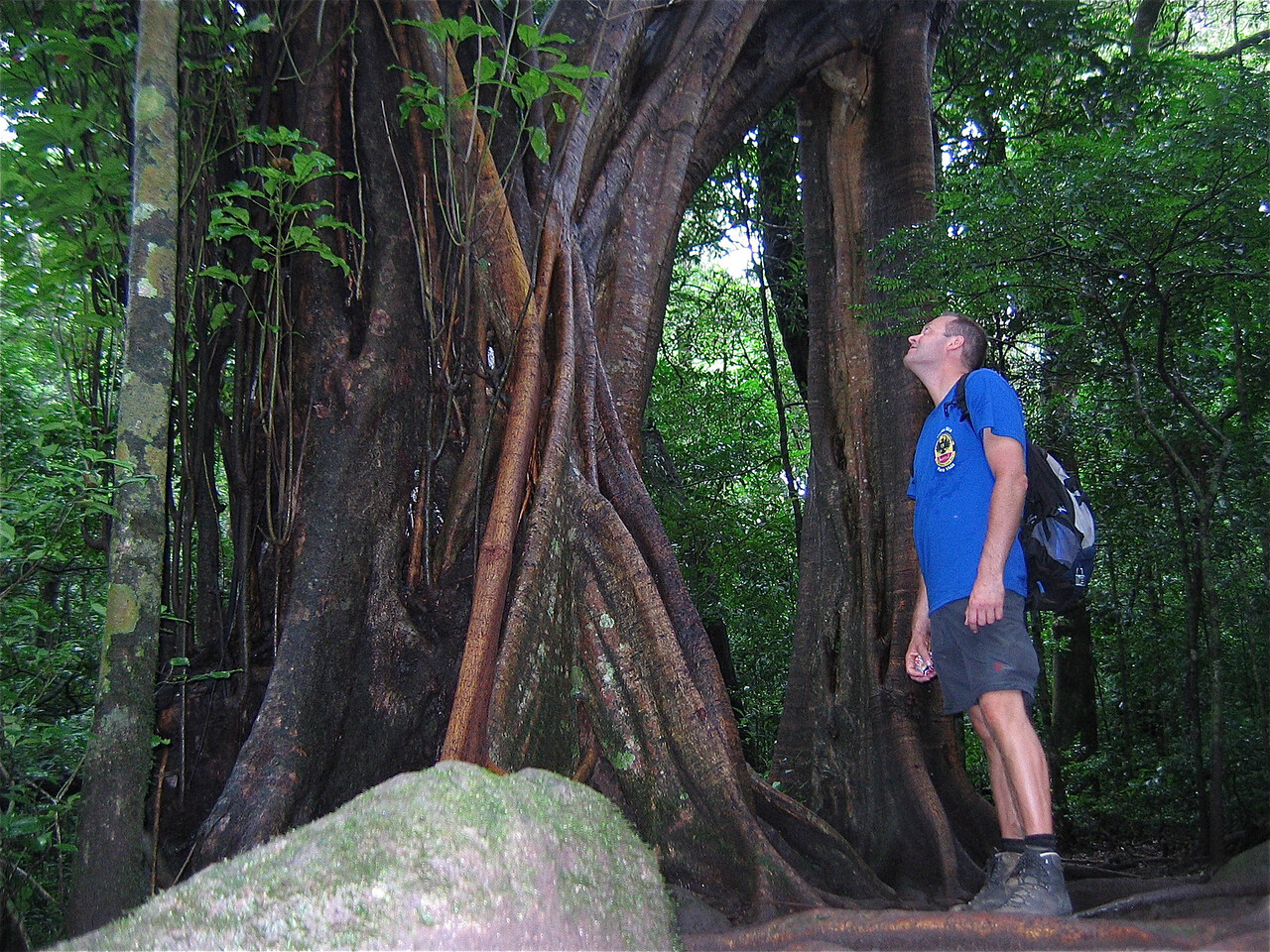 Parque Nacional Rincon de la Vieja, Costa Rica.