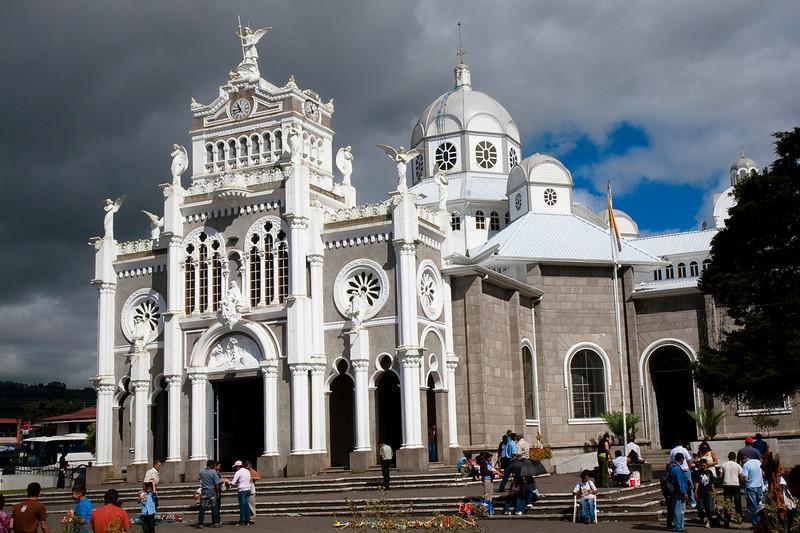 Basílica de Nuestra Señora de Los Ángeles, Cartago