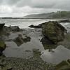 Rocky beach, Malpaís
