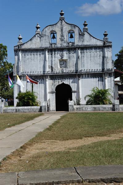 Nicoya church