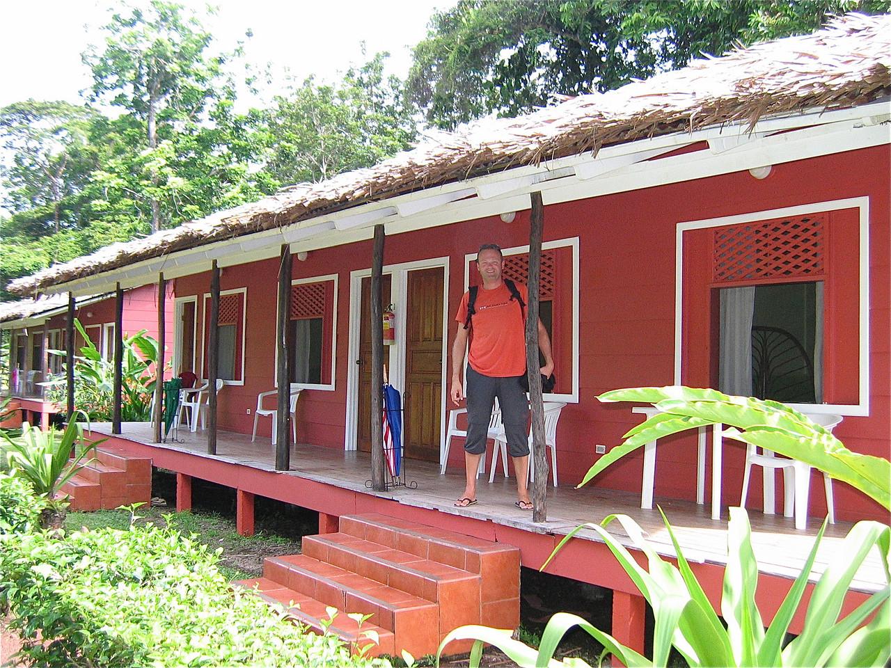 Samoa Lodge, Tortuguero NP, Costa Rica.